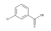 Bupropion Impurity (3-Chlorobenzoic Acid)