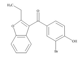 Benzbromarone Impurity A