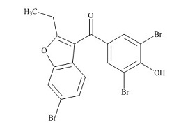 Benzbromarone Impurity B