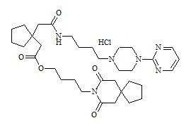 Buspirone EP Impurity J HCl