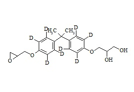 Bisphenol A Impurity 3-d8