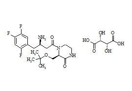 Evogliptin Tartrate